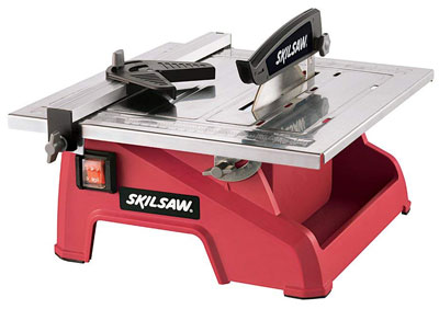 5. Skil 2540-02 Wet Tile 7-Inch Saw