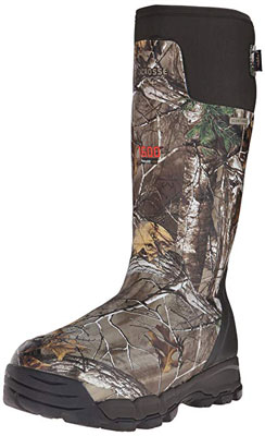 "3. LaCrosse Men's Alphaburly Pro 18"" 1600G Hunting Boot"