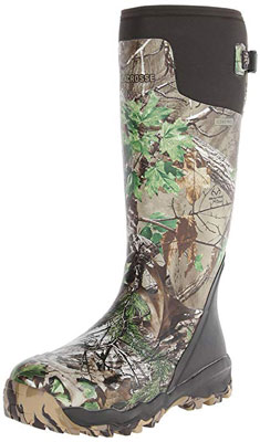 "2. LaCrosse Men's Alphaburly Pro 18"" Hunting Boot"