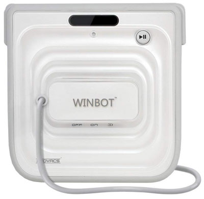 1. ECOVACS WINBOT, the Window Cleaning Robot - W730