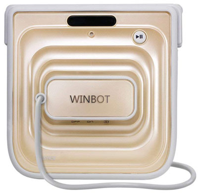 9. ECOVACS WINBOT, the Window Cleaning Robot - W710