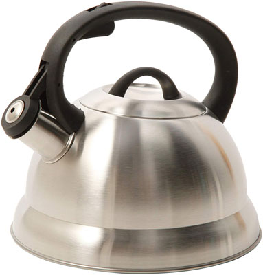 3. Mr. Coffee Stainless Steel Whistling Tea Kettle (91407.02)