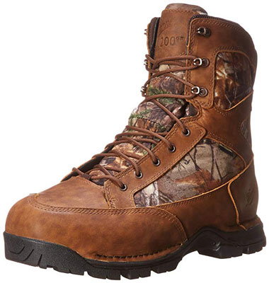 8. Danner Men's Pronghorn 1200G Hunting Boot