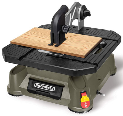 2. Rockwell RK7323 X2 Portable Table Saw