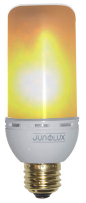 8. JUNOLUX LED Lighting Bulbs, Pack of 1