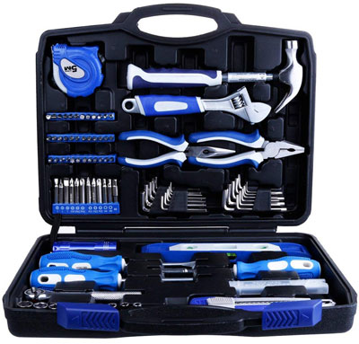 3. Vastar 102 Piece Home Repair Tool Kit