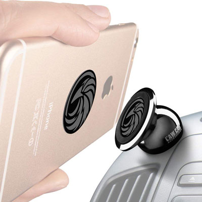 2. Caw Car Magnetic Phone Car Mount