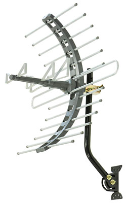5. GE Pro 29884 70-Mile Outdoor TV Antenna