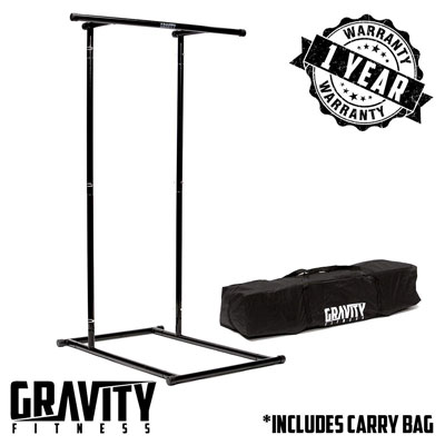 6. Gravity Fitness Bodyweight & Pull Up Rack