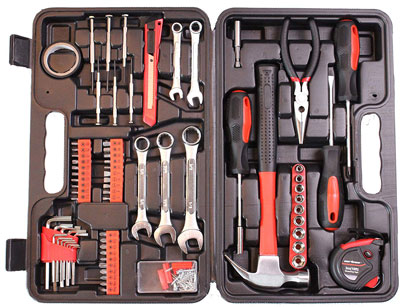 2. CARTMAN 148-Piece Tool Set