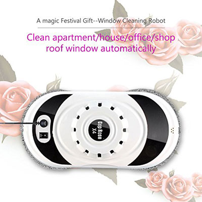 7. Cop Rose X4 Window Cleaning Robot