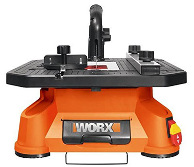 7. Worx WX572L X2 Bladerunner Portable Table Saw