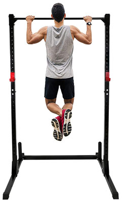 5. F2C Adjustable Squat Rack Cage Stand