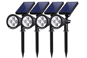Photo of Top 10 Best Solar Landscape Spotlights in 2020 Reviews