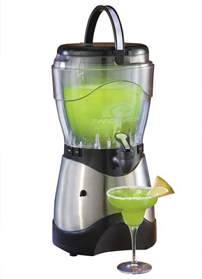 9. Nostalgia 1-Gallon Margarita & Slush Maker (HSB590)