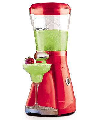 4. Nostalgia 64-Ounce Margarita and Slush Maker (MSB64)