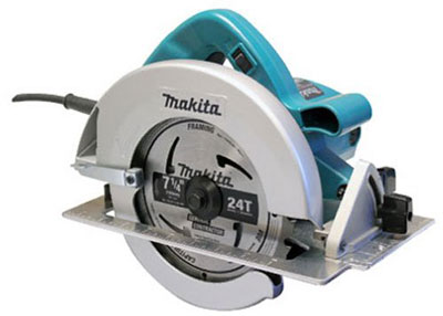 4. Makita 7-1/4-Inch Circular Saw (5007F)