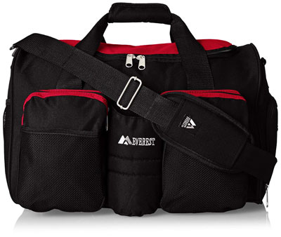 4. Everest Gym Bag with Wet Pocket