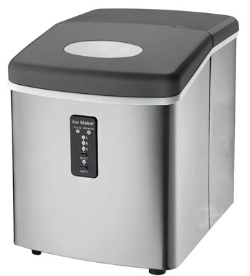 3. Think Gizmos TG22 Portable Ice Maker