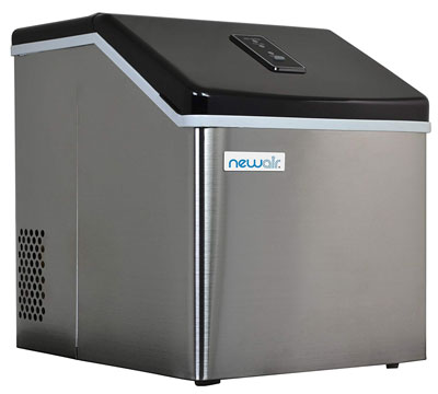9. NewAir ClearIce40 Portable Ice Maker