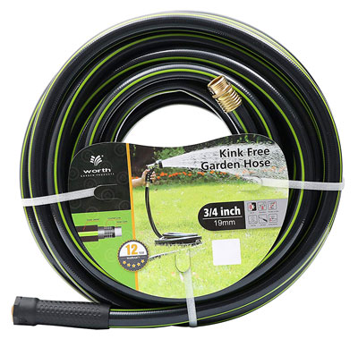 7. Worth Professional and Household PVC Garden Hose
