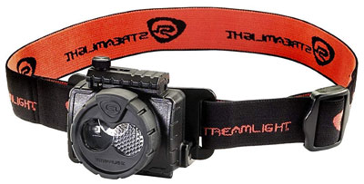 9. Streamlight 61601 Double Clutch USB Rechargeable Headlamp