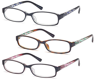 3. Gamma Ray Elegant Women Reading Glasses