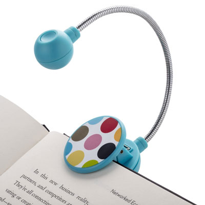 10. WITHit LED Book Light by French Bull