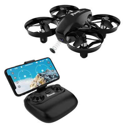 10. Potensic Mini Drone for Kids with Camera