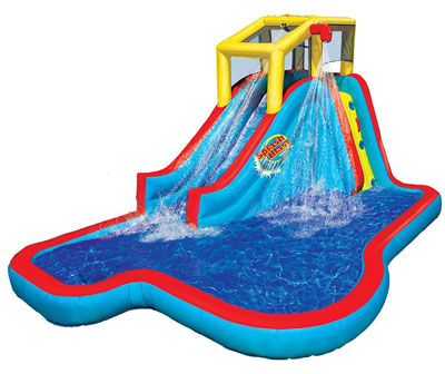 7. Banzai Spring & Summer Slide 'N Soak Splash Park
