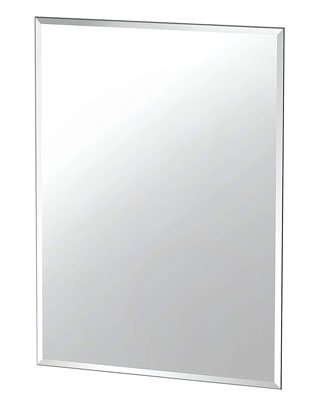 10. Gatco 31.5-Inch Flush Mount Rectangle Mirror