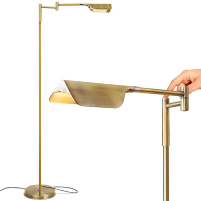 3. Brightech Leaf Standing Floor Lamp