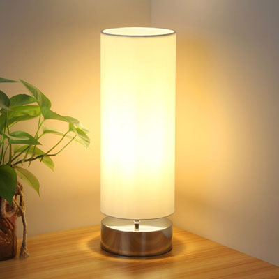 5. Seaside Village Touch Control Table Lamp