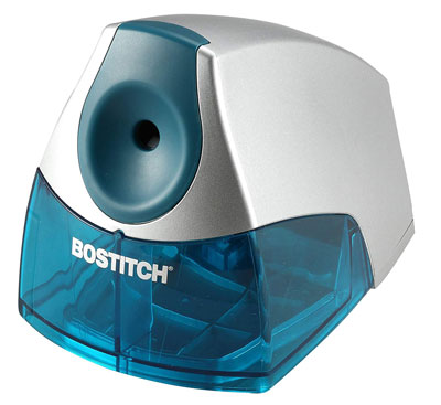 4. Bostitch EPS4-BLUE Electric Pencil Sharpener