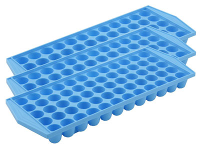8. Arrow Home Products 3 Pack 60 Cube Ice Tray