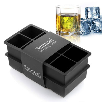 5. Samuelworld Ice Cube Tray (2pc/Pack)