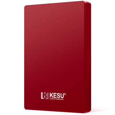 "7. KESU 2.5"" 250GB Portable External Hard Drive"
