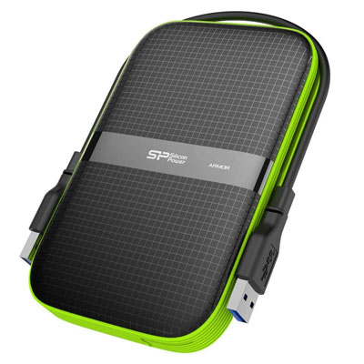 4. Silicon Power 1TB Portable External Hard Drive