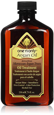 9. One N' Only 8 Ounce Argan Oil Treatment