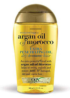 7. OGX 3.3 Ounce Renewing + Argan Oil of Morocco