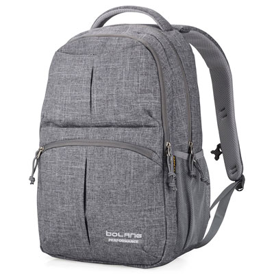 10. BOLANG College Backpack for Men and Women