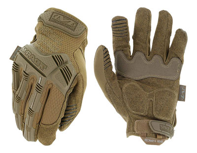 2. Mechanix Wear – M-Pact Coyote Tactical Gloves