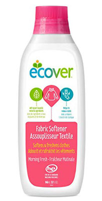 4. Ecover Fabric Softener Liquid (32 Ounce) – Morning Fresh