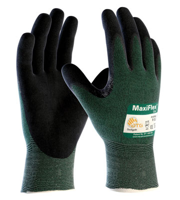 10. PIP ATG 34-8743 MaxiFlex Gloves, 3-Pack