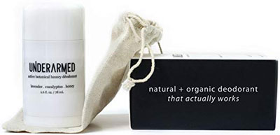 3. Super Natural Goods Underarmed Aluminum Free Deodorant Stick
