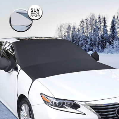 7. Whew Car Windshield Snow Cover