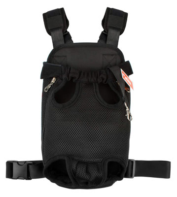 2. NICREW Legs Out Front Dog Carrier