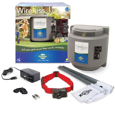 1. PetSafe Wireless Containment System