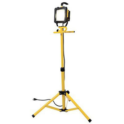 7. All Pro LED Portable Worklight with Telescoping Tripod