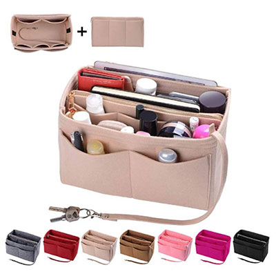1. ZTUJO Purse Organizer Insert, 5 Sizes